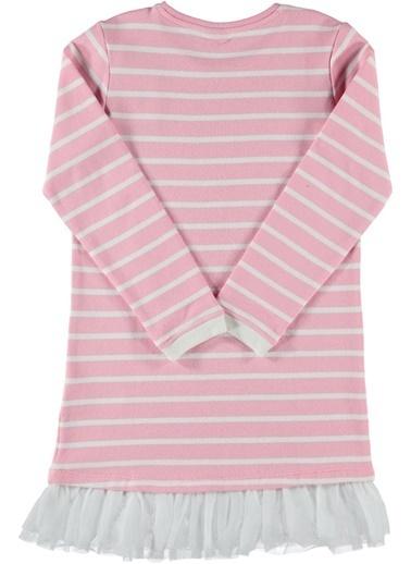 U.S.Polo Assn. Elbise Pembe